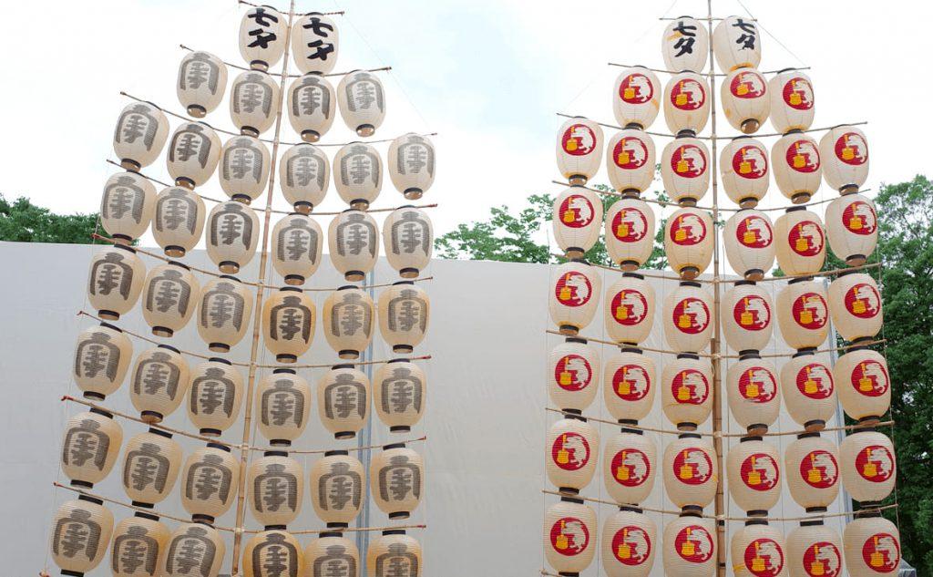 東北絆まつり × 一般社団法人七夕協会