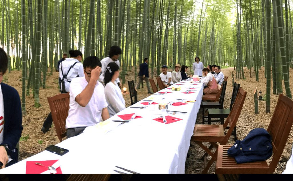 若竹ファーム × 一般社団法人七夕協会